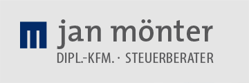 Jan Mönter - Dipl.-Kfm. Steuerberate